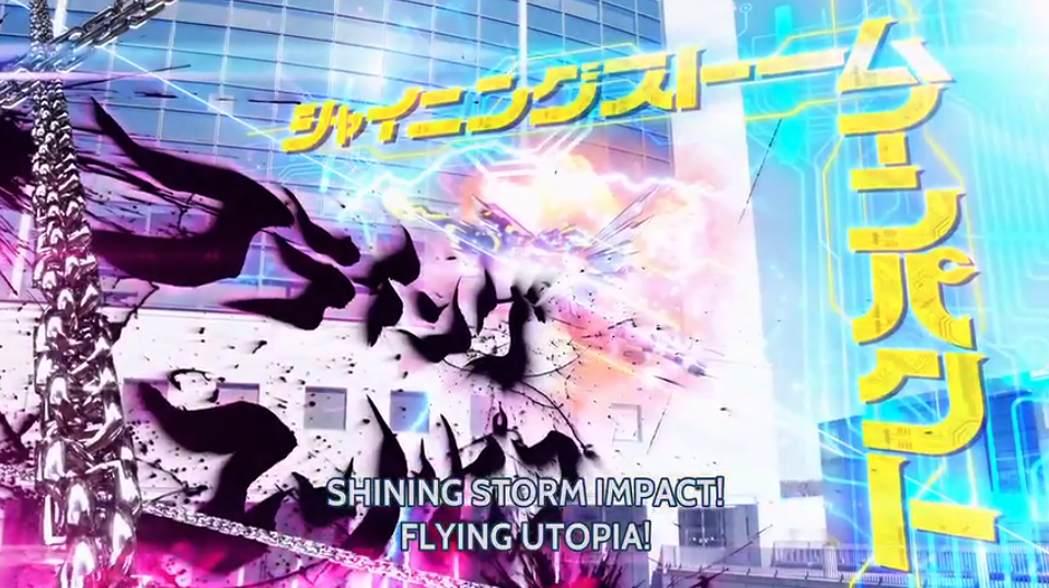 Shining Storm Impact ja Flying Utopia